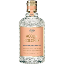 4711 Acqua Colonia White Peach & Coriander Eau De Cologne Vaporisateur 50ml