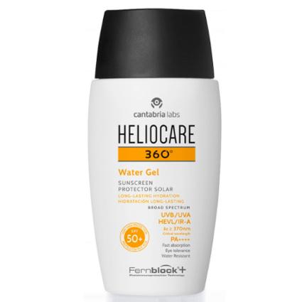 Heliocare 360 Gel Oil Free Bronze Intense Spf50 50ml