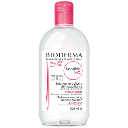 Bioderma Sensibio H2O Solution Micellaire Peaux Sensibles 100ml