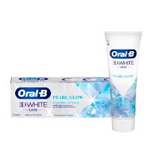 Oral-B 3D White Luxe Dentifrice Accélérateur De Blancheur 75ml