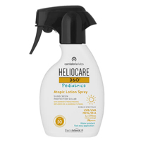 Heliocare 360 Pediatrics Atopic Locion Spray Spf50+ 250ml