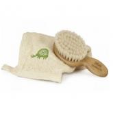 Chicco Pure Bio Comb Et Gant Naturel Coffret 2 Produits