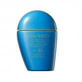 Shiseido Sun Protection Fond De Teint Fluid Protecteur Uv Spf30 Dark Beige 30ml