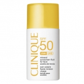Clinique Soin Solaire Fluide Minéral Spf50 30ml