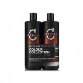 Tigi Catwalk Fashionista Brunette Shampoo 750ml Set 2 Produits 2017