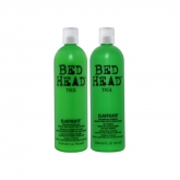 Tigi Be Head Elasticate Shampoo 750ml Set 2 Produits 2017