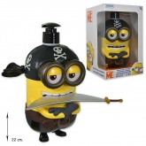 Cartoon Minions Figure Pirate 3D Gel Douche & Shampoing 500ml