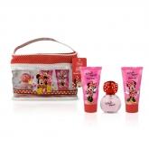 Disney Minnie Eau De Toilette Vaporisateur 100ml Coffret 3 Produits