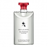 Bvlgari Eau Parfumée Au The Rouge Gel Shampooing Et Douche 40ml