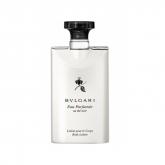Bvlgari Eau Parfumée Au The Noir Lotion Pour Le Corps 200ml