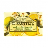 Nesti Dante Il Frutteto Citron And Bergamot Savon 250g