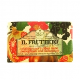 Nesti Dante Il Frutteto Pomegranate And Blackcurrant Savon 250g