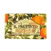 Nesti Dante Il Frutteto Oil And Tangerine Savon 250g