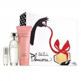 Estee Lauder Pleasures To Go Eau De Parfum Vaporisateur 50ml Coffret 3 Produits