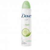 Dove Go Fresh Concombre Et Thé Vert Déodorant Vaporisateur 200ml