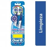 Oral-B Complete Brosse À Dents Medium 2 Unités