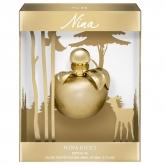 Nina Ricci Nina Edition D Or Eau De Toilette Vaporisateur 80ml Edition Limitée