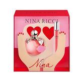 Nina Ricci Nina Eau de Toilette Vaporisateur 50ml Coffret 2 Produits  2021