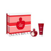 Nina Rouge Eau De Toilette Vaporisateur 50ml Coffret 2 Produits 2020