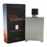 Hermes Terre D'hermes Eau De Toilette Vaporisateur Metal Remplissable 150ml