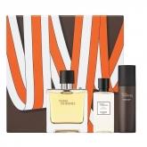 Hermes Terre D Hermes Eau De Parfum Vaporisateur 75ml Coffret 3 Produits 2017