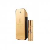 Paco Rabanne 1 Million Eau De Parfum Vaporisateur 100ml Coffret 2 Produits 2018