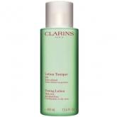 Clarins Lotion Tonique Iris Peaux Mixtes Ou Grasses 400ml