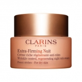 Clarins Extra-Firming Nuit Pour Peaux Sèches 50ml
