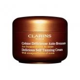 Clarins Crème Délicieuse Auto-Bronzante 125ml