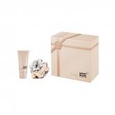 Montblanc Emblem Femme Eau De Parfum Vaporisateur 50ml Coffret 2 Produits 2018