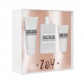 Zadig And Voltaire This is Her! Eau De Parfum Vaporisateur 100ml Coffret 3 Produits 2018