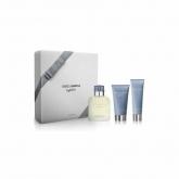 Dolce And Gabbana Light Blue Homme Eau De Toilette Vaporisateur 125ml Coffret 3 Produits 2017