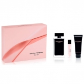 Narciso Rodriguez For Her Eau De Toilette Spray 100ml Coffret 3 Produits 2018