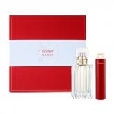 Cartier Carat Eau De Parfum Vaporisateur 100ml Coffret 2 Produits 2019