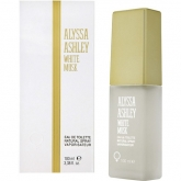 Alyssa Ashley White Musk Eau De Toilette Vaporisateur 50ml