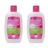 Carefree Aloe Gel Intime 2x200ml
