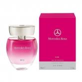 Mercedes Benz Rose Eau De Toilette Vaporisateur 60ml