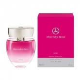 Mercedes Benz Rose Eau De Toilette Vaporisateur 30ml