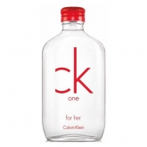 Calvin Klein Ck One Red Edition For Her Eau De Toilette Vaporisateur 50ml