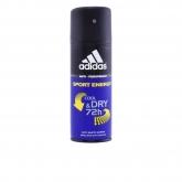 Adidas Sport Energy Cool & Dry Dèodorant Vaporisateur 150ml