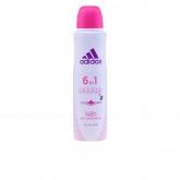 Adidas Women Cool & Care 6 In 1 Dèodorant Vaporisateur 150ml