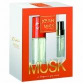 Jovan Musk Woman Coffret 2 Produits
