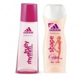 Adidas Woman Fruity Rhythm Coffret 2 Produits