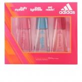Adidas Woman Multiline Eau De ToiletteVaporisateur 30ml Coffret 3 Produits 2017