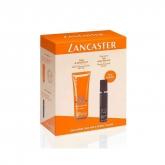 Lancaster Sun Beauty Velvet Touch Visage Spf30 50ml Coffret 2 Produits