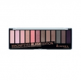 Rimmel Magnif'eyes Eye Contouring Palette Nude Edition 001