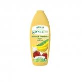 Aroma Greenline Gel Banana & Strawberry 400ml