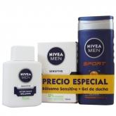 Nivea Men Sport Gel De Douche 350ml Coffret 2 Produits 2018