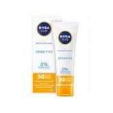 Nivea Sun Facial Sensitive Spf50 50ml