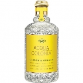 4711 Acqua Colonia Lemon And Ginger Eau De Cologne Vaporisateur 50ml